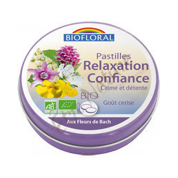 Pastilles Confiance Relaxation Biofloral