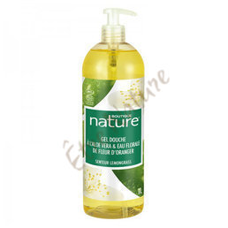 Gel Douche Aloe & Fleur d'oranger Boutique Nature 1L