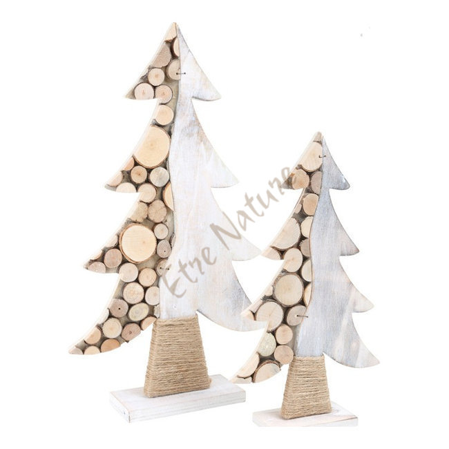 deco sapin metal