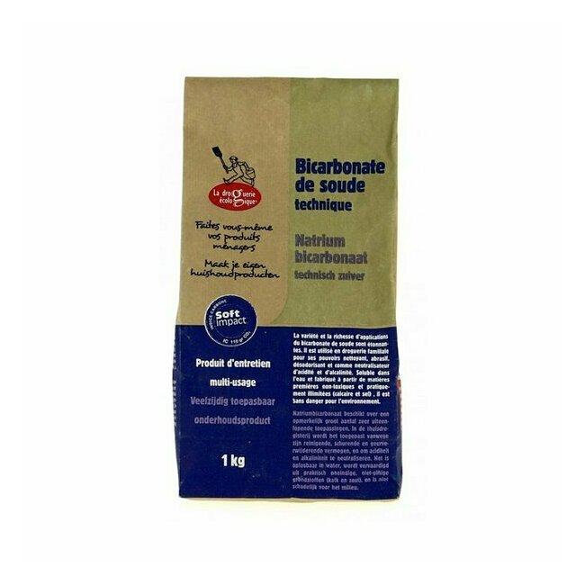 Bicarbonate De Soude Sachet De 1 Kg La Droguerie Cologique