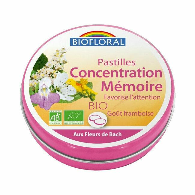 Avis Sur Pastilles Concentration Ecole Biofloral Aux Fleurs De Bach
