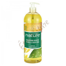 Shampoing Douche Aloe Fruité Boutique Nature 1L