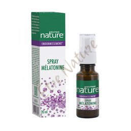 Mélatonine Endormissement Boutique Nature Spray 20ml