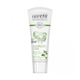 Dentifrice bio Menthe Complete care Lavera Basis 75ml