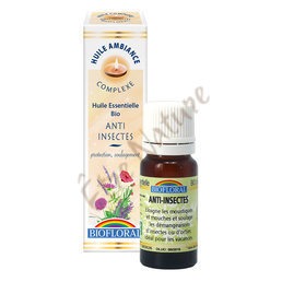 Huile d'ambiance Anti-insectes 10ml