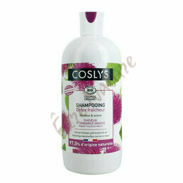 Shampoing Cheveux Gras Coslys 500ml