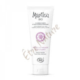 Masque visage purifiant Marilou Bio 75ml